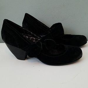 Dr.Scholl's comfort wedge heels